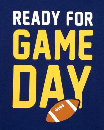 T-shirt en jersey Ready for Game da...