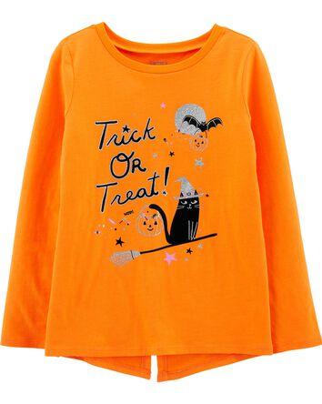 T-shirt en jersey Halloween