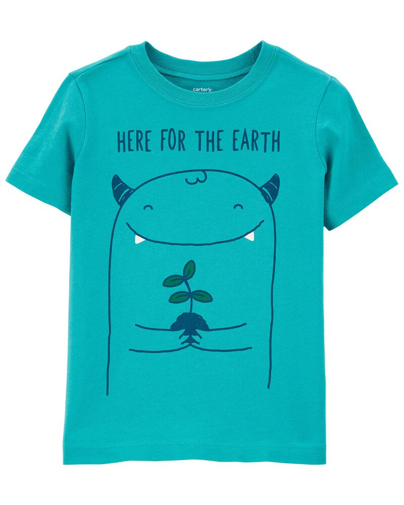 Earth Day Jersey Tee, , hi-res
