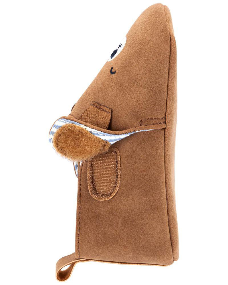 Bear Sneaker Baby Shoes, , hi-res