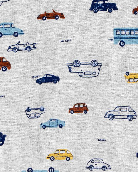 Cache-couche de style henley à voiture