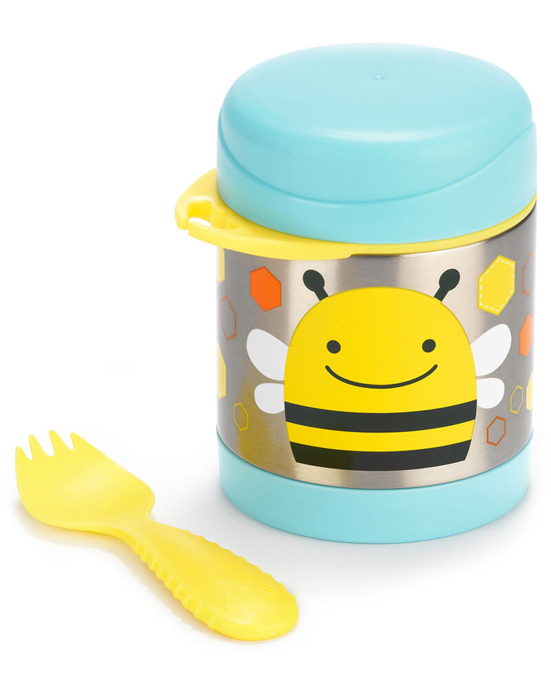 Zoo Insulated Little Kid Food Jar, , hi-res