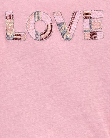 Tie-Hem Love Top