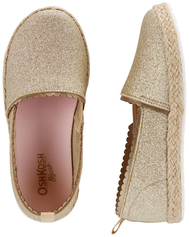Chaussures à enfiler scintillantes, , hi-res