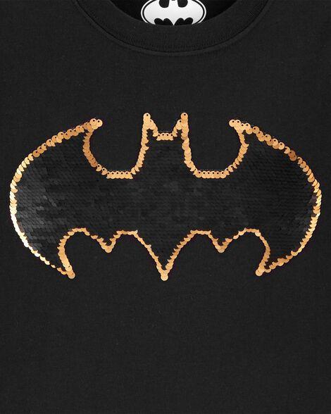 T-shirt Batman à paillettes réversibles
