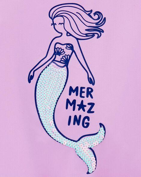 Mermaid Rashguard Set