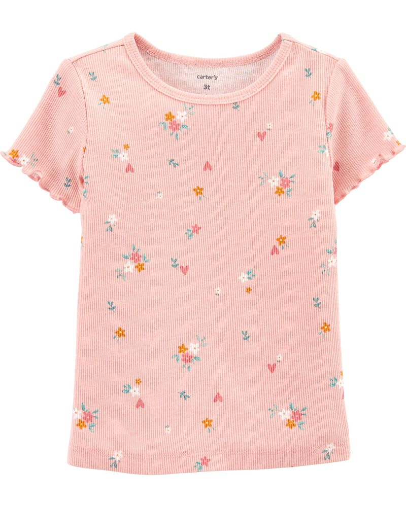 Ensemble 2 pièces t-shirt et robe chasuble , , hi-res
