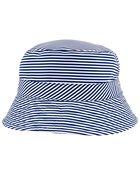Reversible Striped Bucket Hat, , hi-res