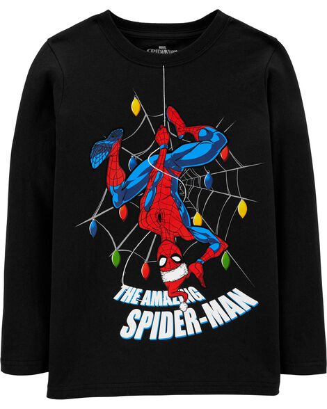 Spider-Man Christmas Tee