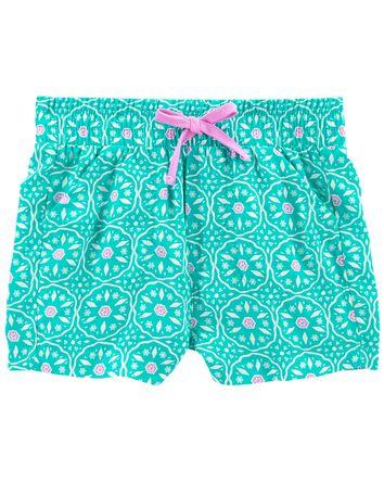 Tween Rayon Shorts