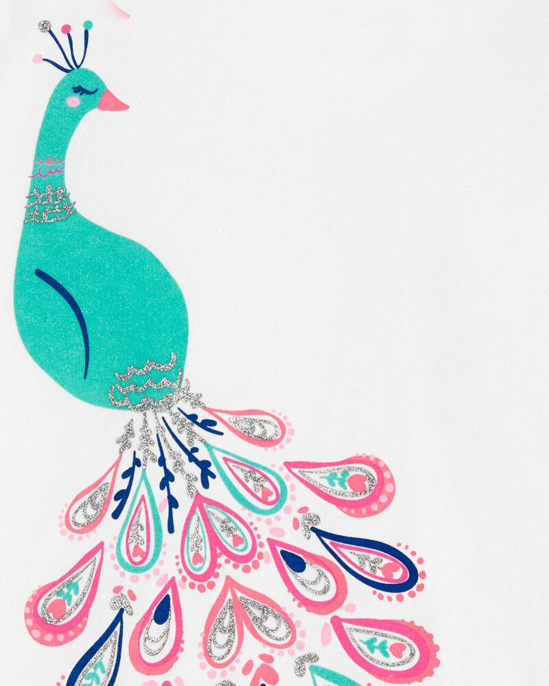 Peacock Jersey Tee, , hi-res