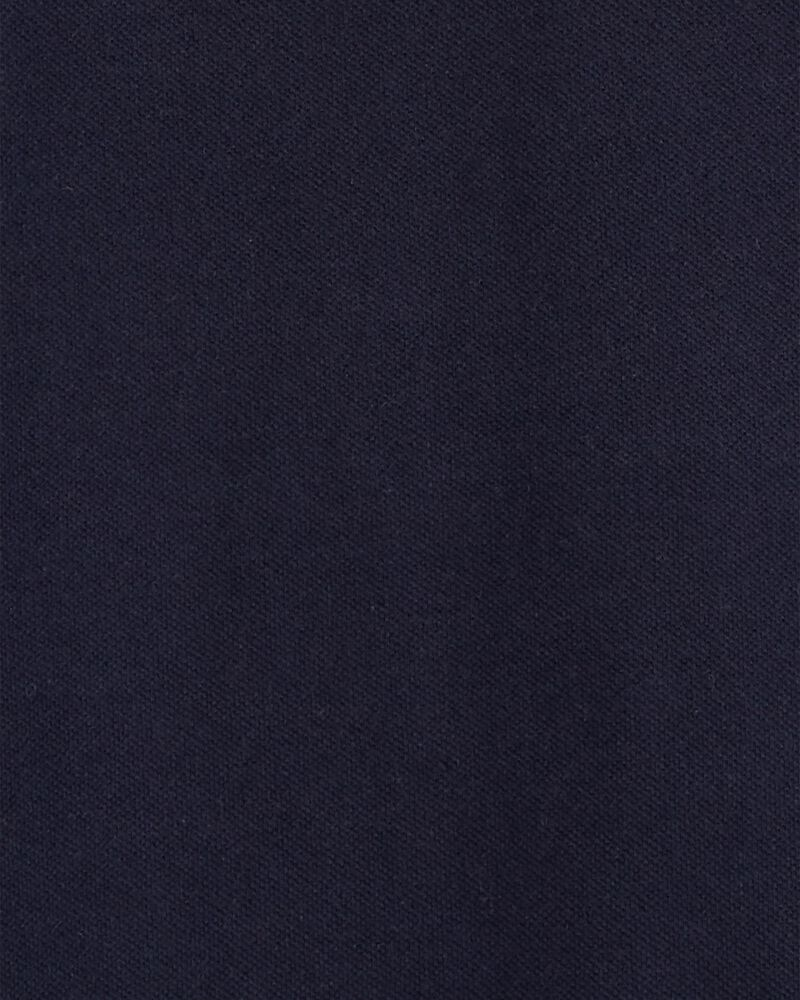 Uniform Pique Polo, , hi-res