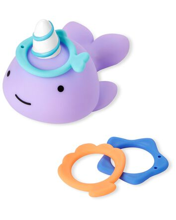 ZOO® Narwhal Ring Toss
