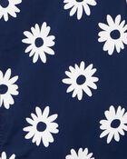 Coupe-vent à marguerites doublé de jersey, , hi-res