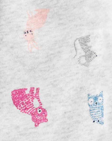 2-Pack Cotton Jumpsuits
