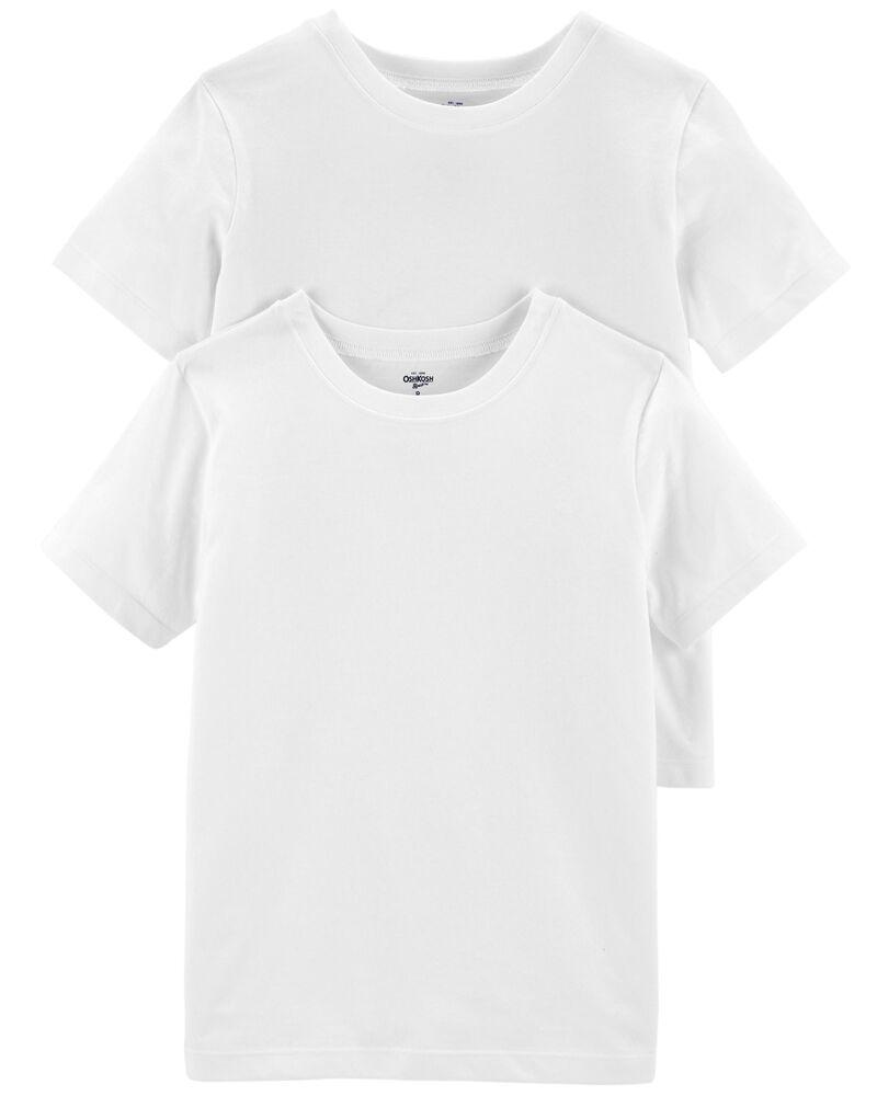 Emballage de 2 t-shirts en jersey, , hi-res