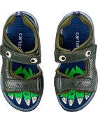 Dinosaur Play Sandals, , hi-res