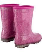 Glitter Rain Boots, , hi-res