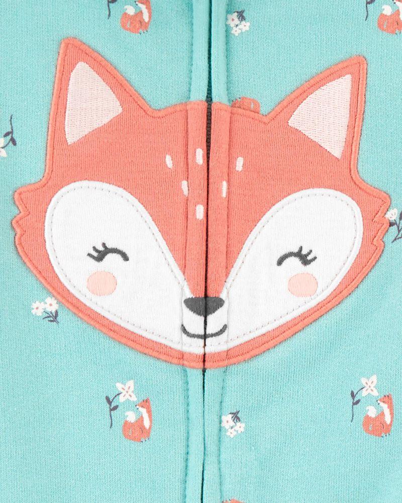 3-Piece Fox Little Jacket Set, , hi-res