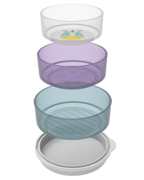 Zoo Smart Serve Non-Slip Bowls