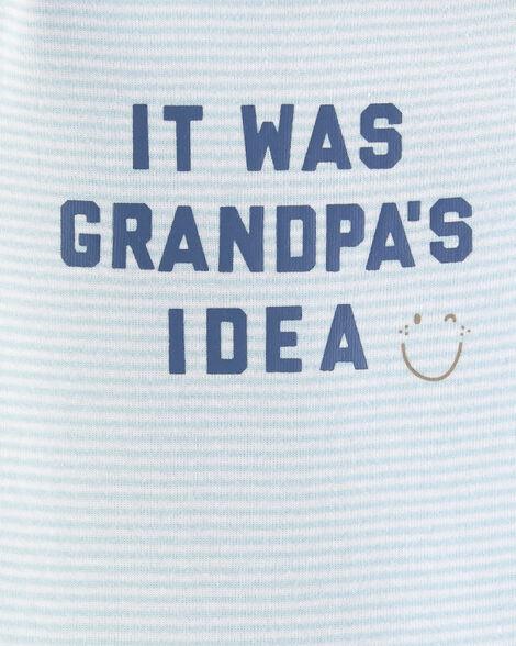 Grandpa's Idea Collectible Bodysuit