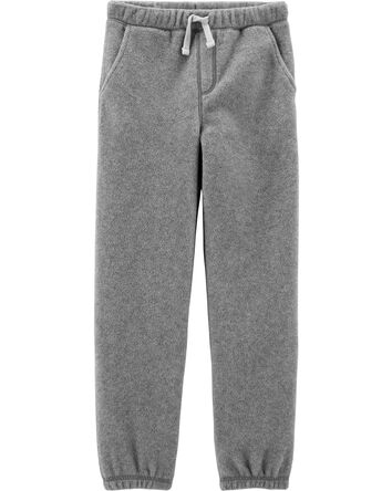 Pantalon molletonné à enfiler