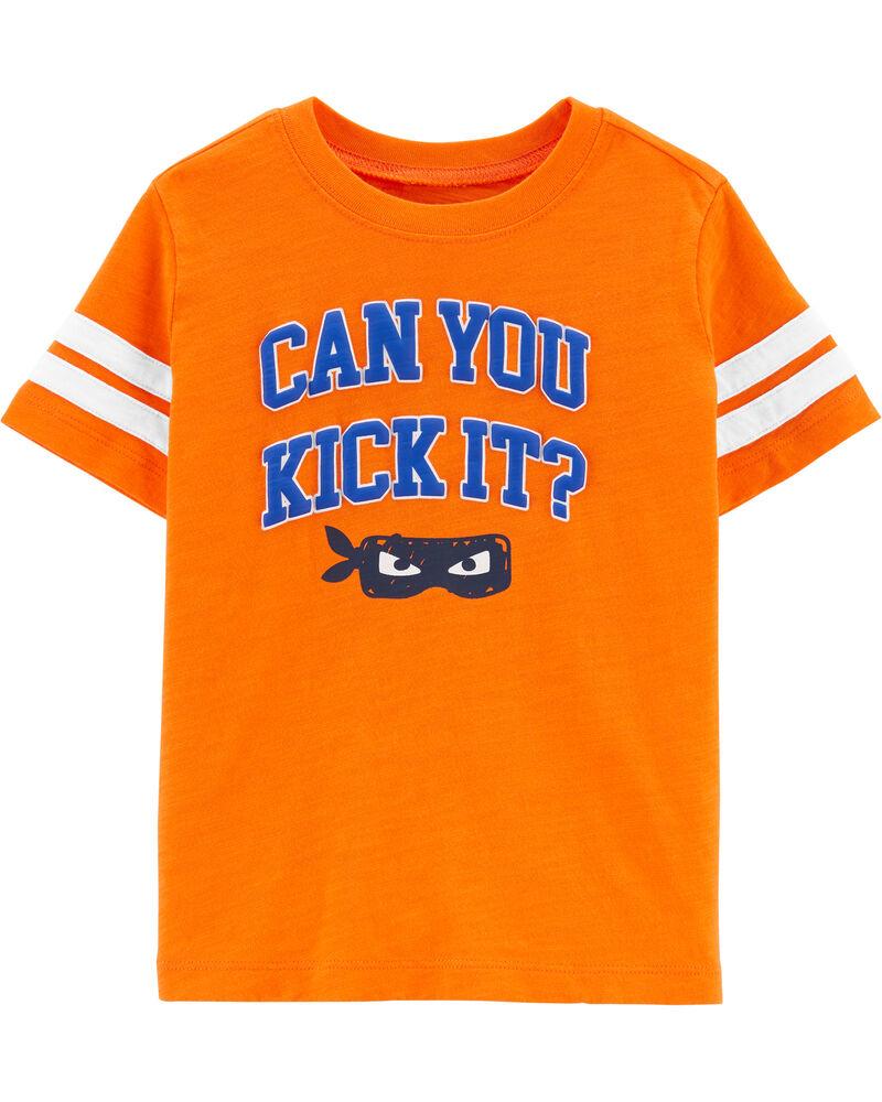 T-shirt de sport Kick it Ninja, , hi-res