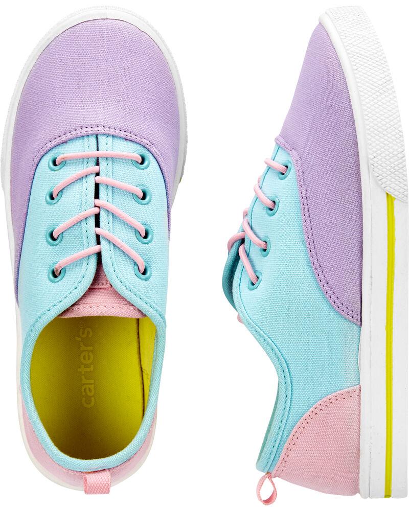 Colourblock Casual Sneakers, , hi-res