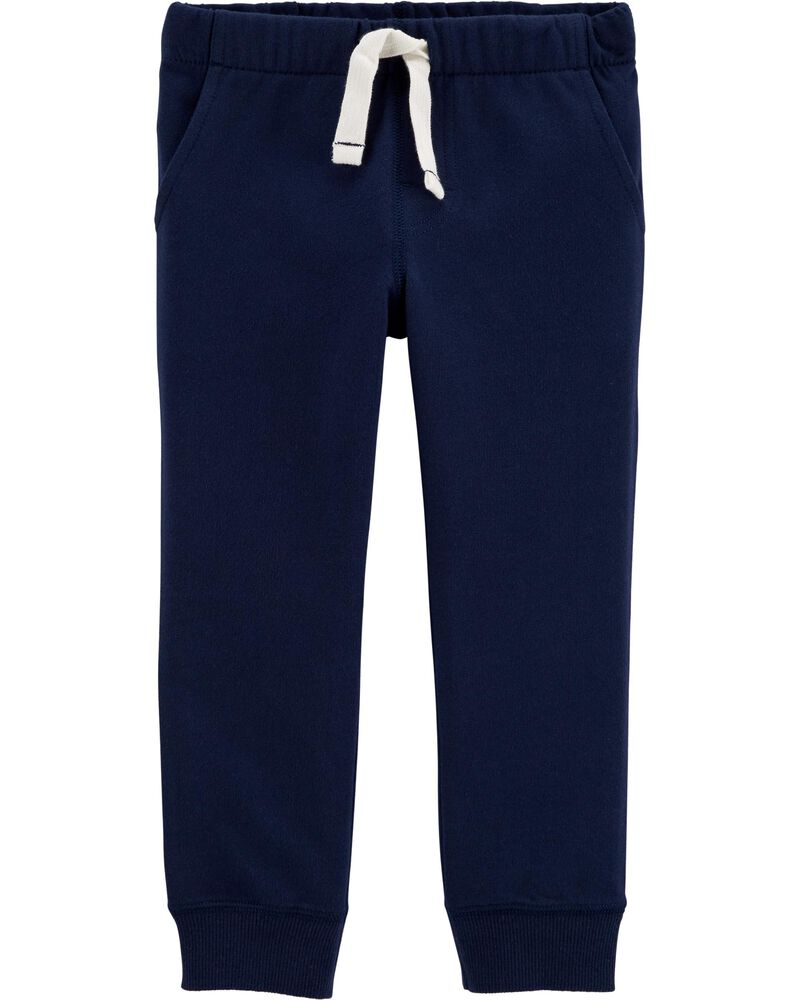 Pantalon de jogging en jersey bouclette, , hi-res