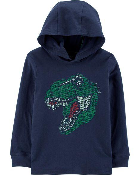 T-Rex Hooded Tee