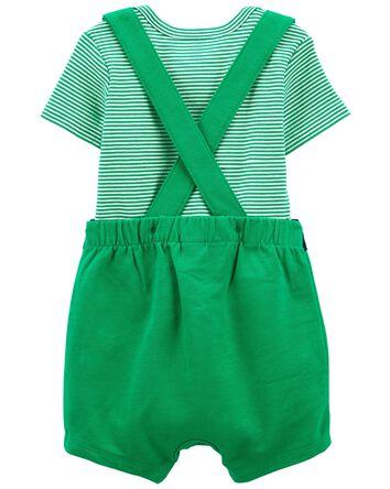3-Piece St. Patrick's Day Outfit Se...