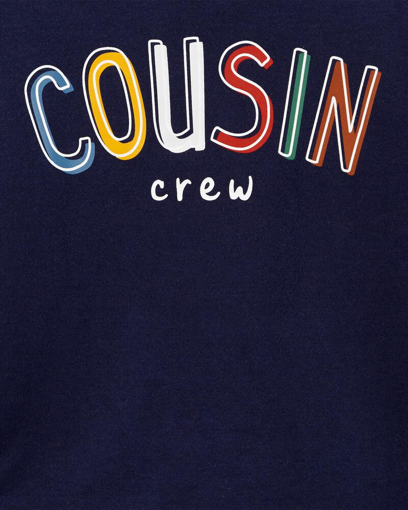 Cousin Crew Jersey Tee, , hi-res