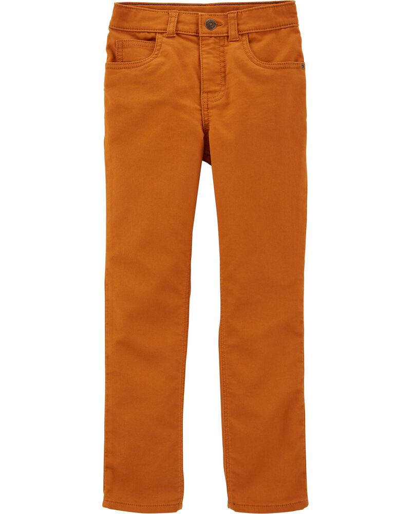Pantalon extensible à 5 poches, , hi-res