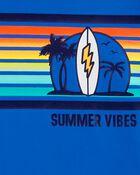 Summer Vibes Rashguard, , hi-res