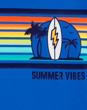 Summer Vibes Rashguard
