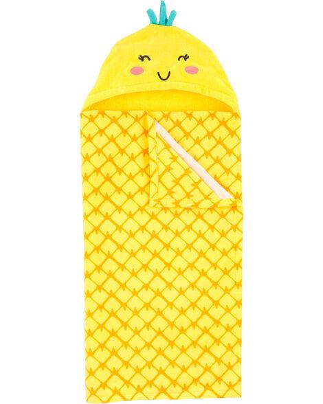Pineapple Hooded Towel
