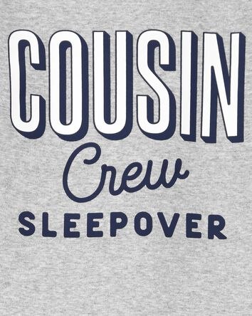 2-Piece Cousin Crew 100% Snug Fit C...
