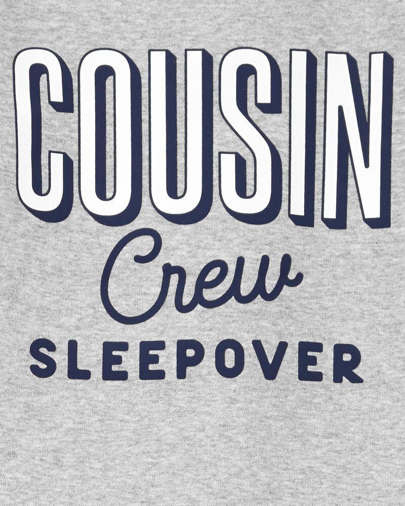2-Piece Cousin Crew 100% Snug Fit Cotton PJs, , hi-res