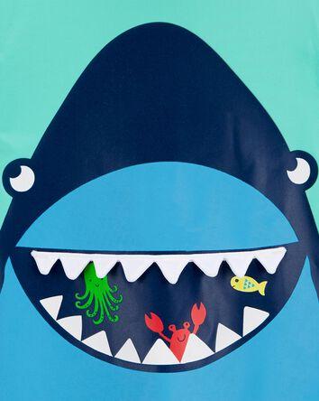 Carter's 1-Piece Shark Rashguard