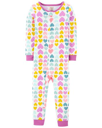 1-Piece Rainbow 100% Snug Fit Cotto...
