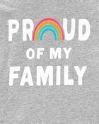 T-shirt en jersey Family pour adulte, , hi-res