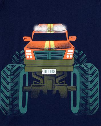 Truck Jersey Tee