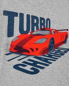 Turbo Jersey Tee, , hi-res