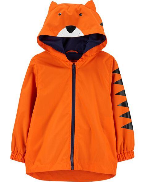 Tiger Raincoat