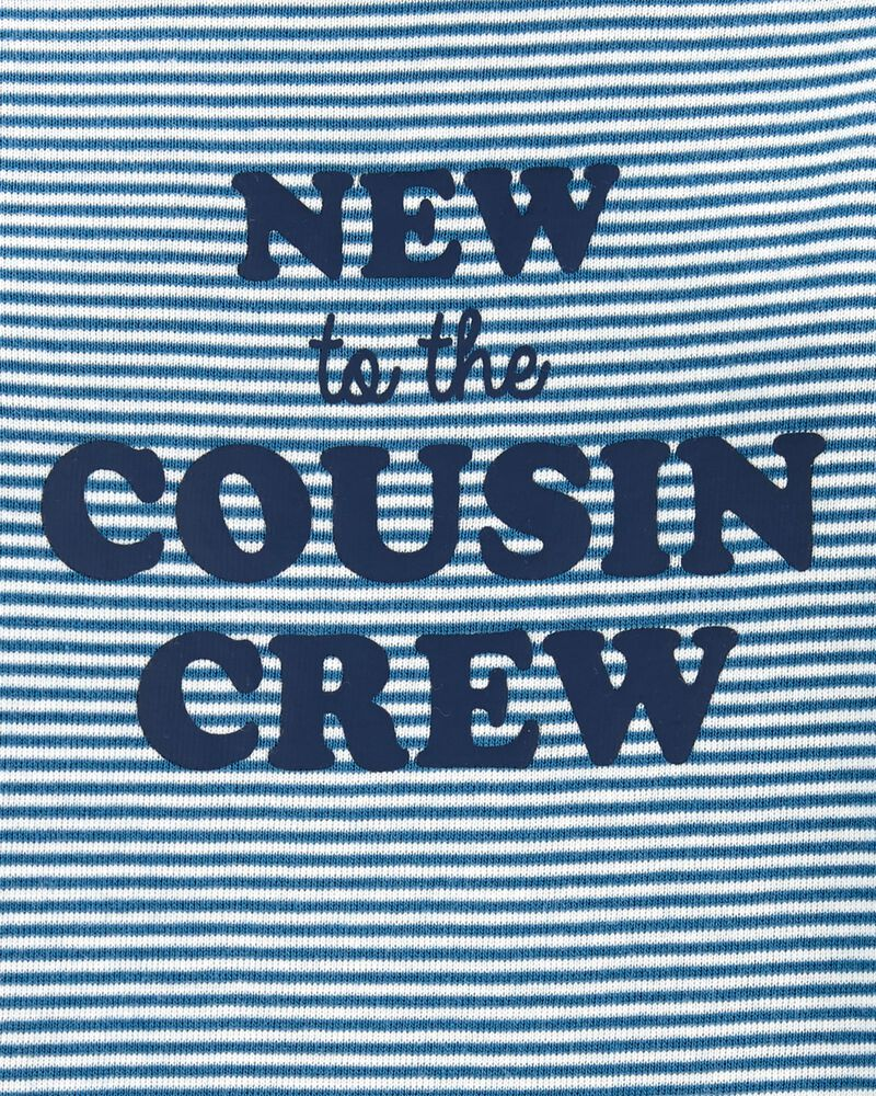 New To The Cousin Crew Original Bodysuit, , hi-res