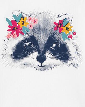 Raccoon Jersey Tee