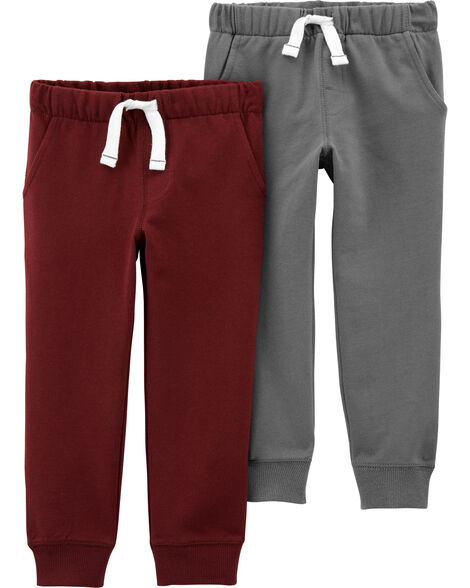 Emballage de 2 leggings de base