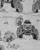 Monster Truck Polo Bodysuit, , hi-res