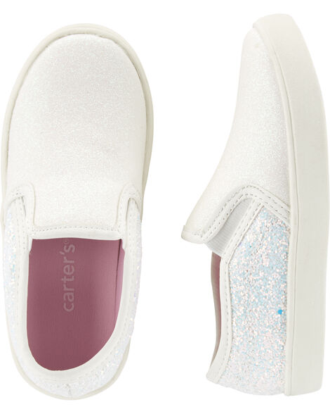 Glitter Casual Sneakers