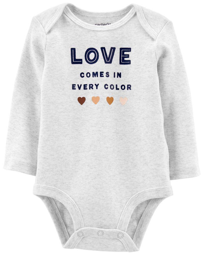 Love Original Bodysuit, , hi-res